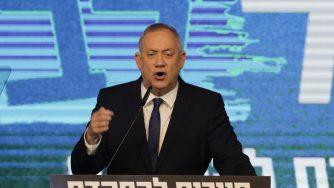 Gantz Israele (La Presse)