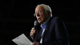 Elezioni Usa 2020, Bernie Sanders in campagna elettorale a Detroit (La Presse)