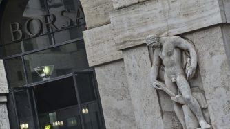 Piazza Affari Borsa (La Presse)
