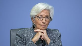 Lagarde Bce (Getty)