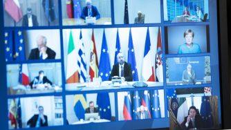 Conte partecipa al G20 (LaPresse)