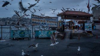 Coronavirus in Turchia (Getty)