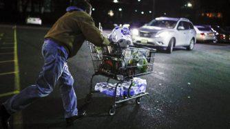 Crisi supermarket