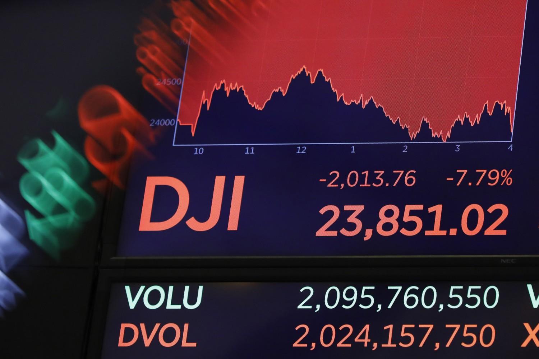 Perché l'esplosione della bolla di Wall Street può travolgere l'Europa