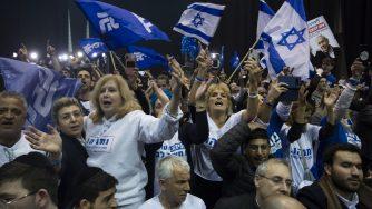 Elezioni in Israele (Getty)