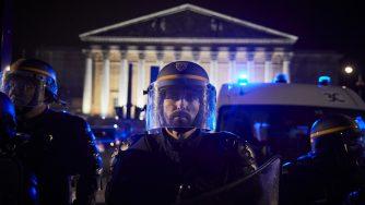 Parigi proteste (Getty)