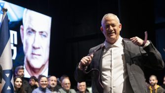 Israele Gantz (La Presse)