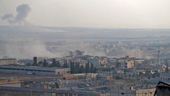 Siria, Idlib (La Presse)