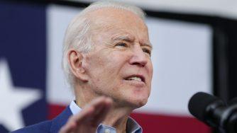 Elezioni Usa 2020, Joe Biden in campagna elettorale a Dallas