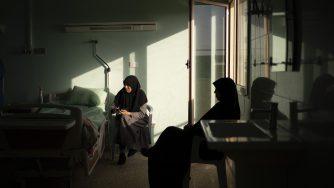 Libia ospedale