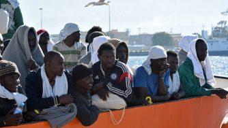 Ong Aquarius migranti