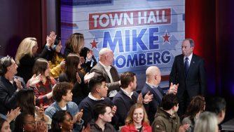 Mike Bloomberg (LaPresse)