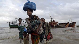 Mozambique Cyclone Anniversary