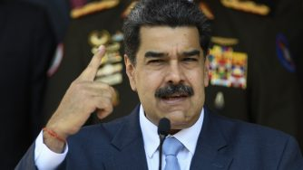 Nicolas Maduro (La Presse)