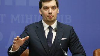 Oleksiy Honcharuk (LaPresse)