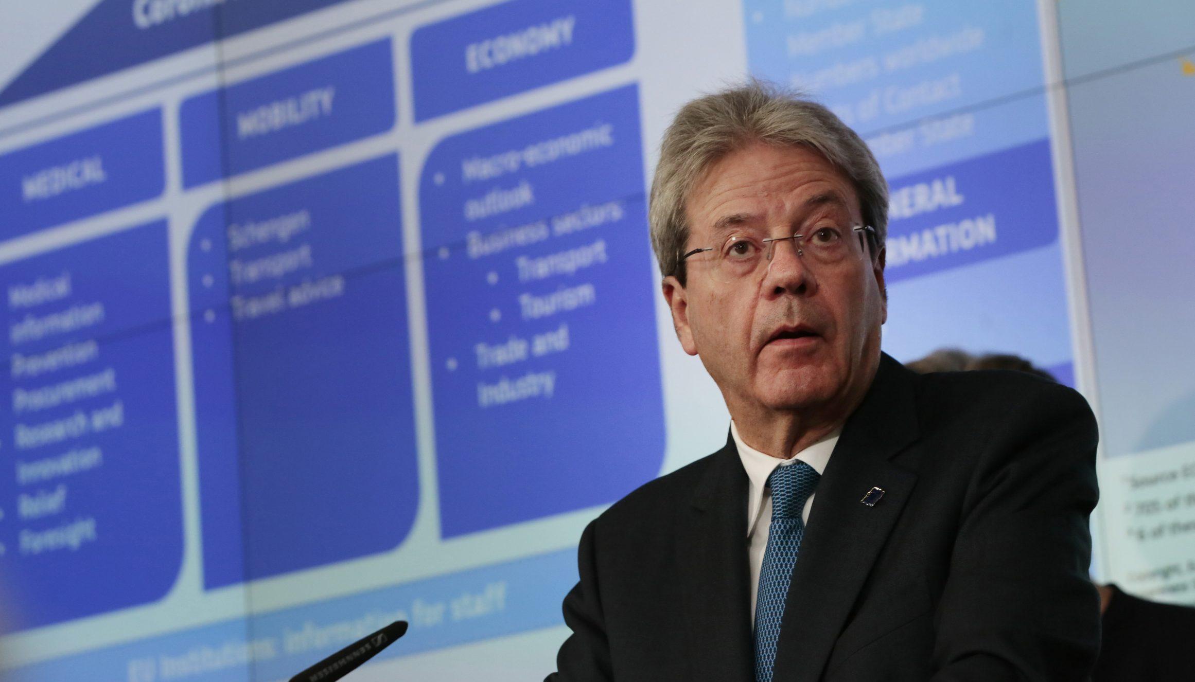 Paolo Gentiloni messo ai margini nelle politiche Ue?