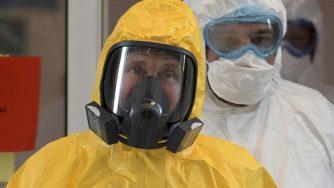 Putin coronavirus (La Presse)