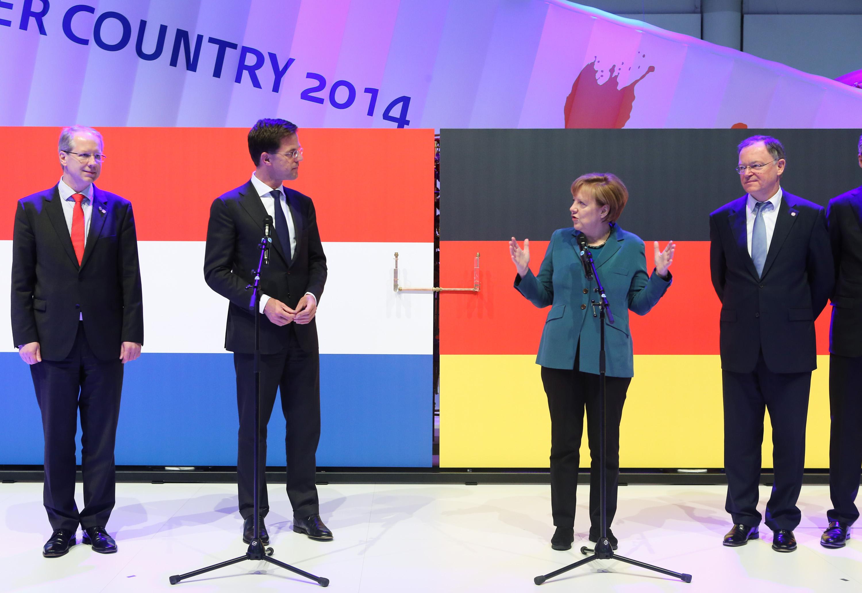 Il baricentro economico dell'Europa si sposta sempre più a Nord