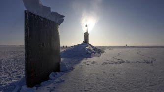 sottomarino artico