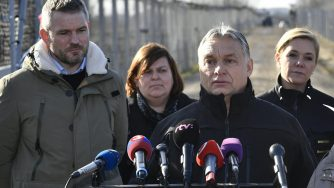 Viktor Orban Ungheria