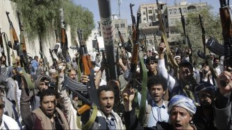 Yemen, miliziani
