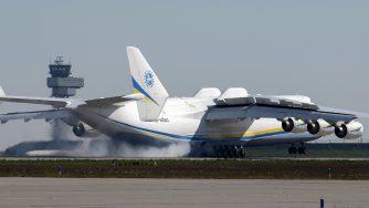 Aereo cargo Antonov 225