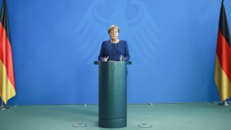 Merkel Cdu Germania