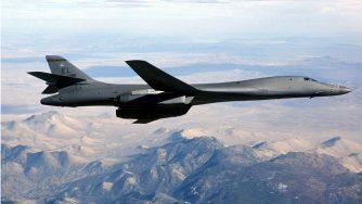 Bombardiere Usa Stati Uniti (La Presse)