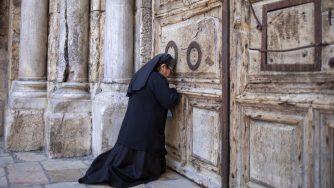 Santo Sepolcro Gerusalemme (La Presse)