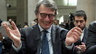 David Sassoli (LaPresse)