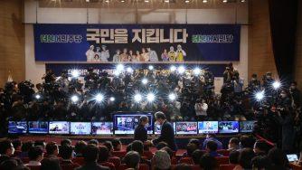 Corea del Sud elezioni