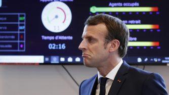 Macron Francia La Presse