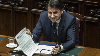 Giuseppe Conte (LaPresse)