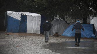 Grecia immigrati La Presse