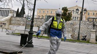 Atene Grecia (Getty)