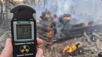 Chernobil radiazioni (La Presse)
