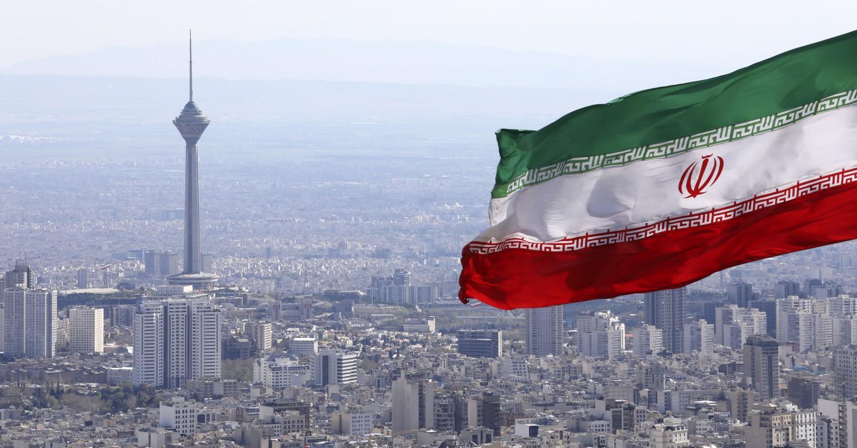 Iran bandiera (La Presse)