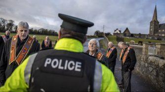 Irlanda polizia La Presse