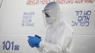 Israele coronavirus La Presse