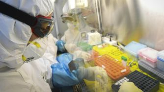 Laboratorio virus Cina (La Presse)