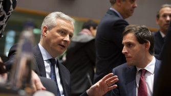 Francia Olanda eurogruppo La Presse