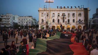Libia tripoli guerra La Presse