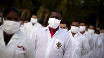 Medici cubani (La Presse)