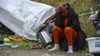 Grecia coronavirus campo profughi