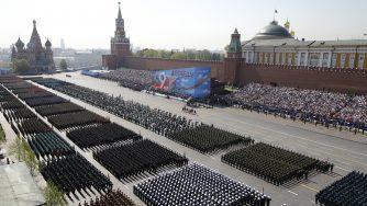 Forze armate Russia (La Presse)