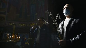 Ucraina Pasqua La Presse