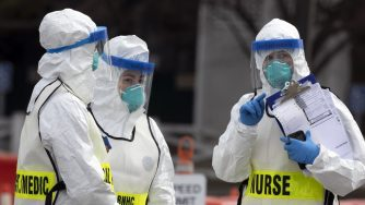 Medici americani coronavirus (La Presse)
