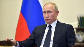 Putin covid La Presse