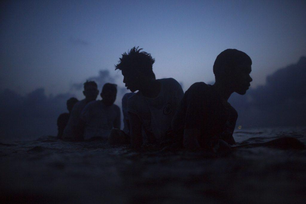 America, Honduras, Federico Vespignani.Dal reportage 'The lost boys'