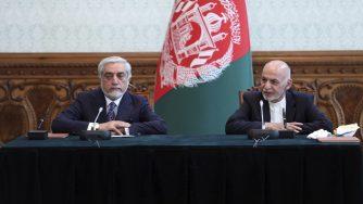 Afghanistan accordo di governo (La Presse
